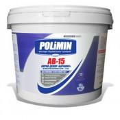 Штукатурка акриловая Polimin АВ-15 Акрил-декор (барашек зерно 1,5 мм)