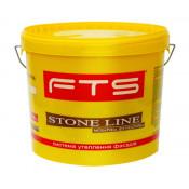 Мозаичная декоративная штукатурка FTS Stone Line Decor