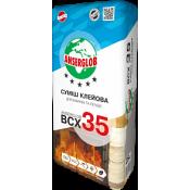Клей ANSERGLOB BCX 35 для каминов и печей