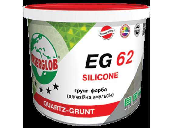 Адгезионная эмульсия Кварц-грунт ANSERGLOB EG-62 silicone 10л