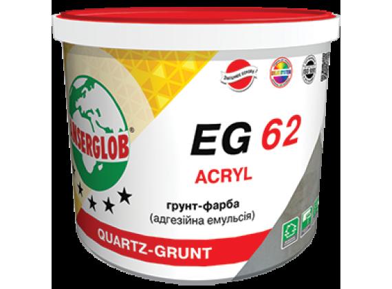 Адгезионная эмульсия Кварц-грунт ANSERGLOB EG-62 acryl 10л