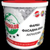 Краска фасадная акриловая Anserglob ЕКО+ 14кг