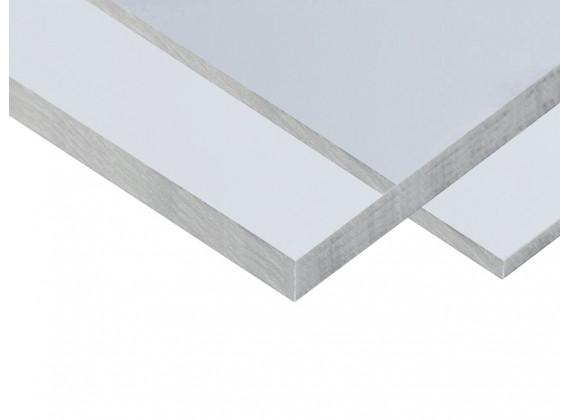 Монолитный поликарбонат прозрачный Monogal 8мм