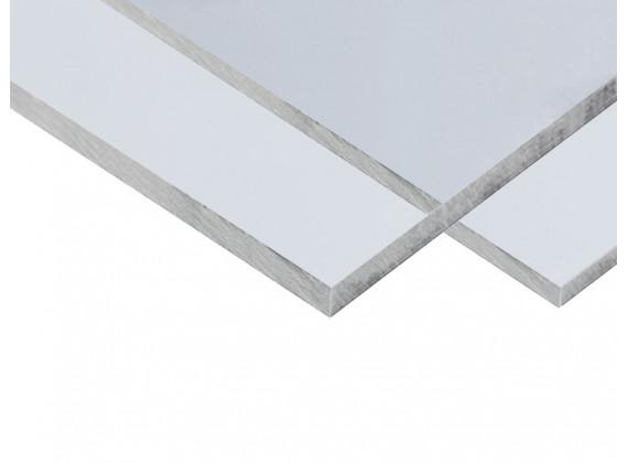 Монолитный поликарбонат прозрачный Monogal 6мм