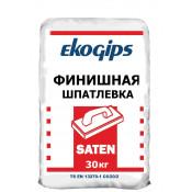 Шпаклевка финишная гипсовая Satengips Ekogips