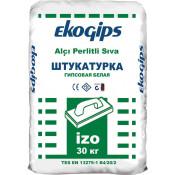 Штукатурная смесь гипсовая Izogips Ekogips