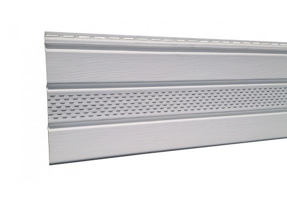 Панель потолачная с перфорацией Royal soffit white