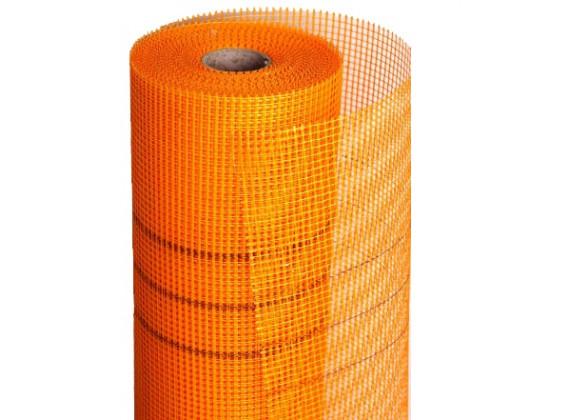 Сетка штукатурная MasterPlast 5х5 мм плотность 145 г/м2