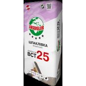 Смесь шпаклевочная финишная ANSERGLOB BCT 25