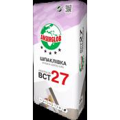 Шпаклевка финишная ANSERGLOB BCT 27 светло-серая
