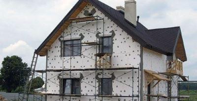 пенопласт для утепления фасада